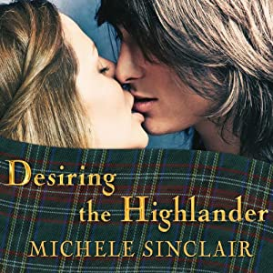 Desiring the Highlander Audiobook