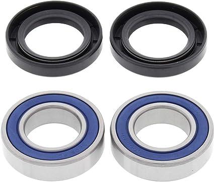 New All Balls Front Wheel Bearing Kit 25-1569 for Aprilia Dorsoduro 1200 2011 2012 11 12 Dorsoduro 750 2008 2009 2010 2011 2012 2013 2014 2015 2016 08-16 SL 1000 Falco 2000 2001 2002 2003 00-03
