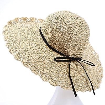 Chapeau de soleil, crème solaire, crème solaire, chapeau de plage pliable,