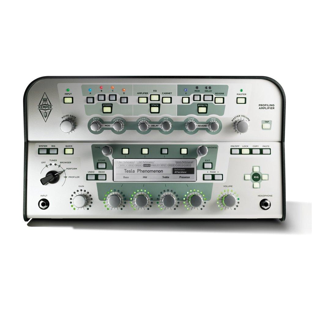 Kemper Profiling Amplifier Amp Classic White: Amazon.es ...