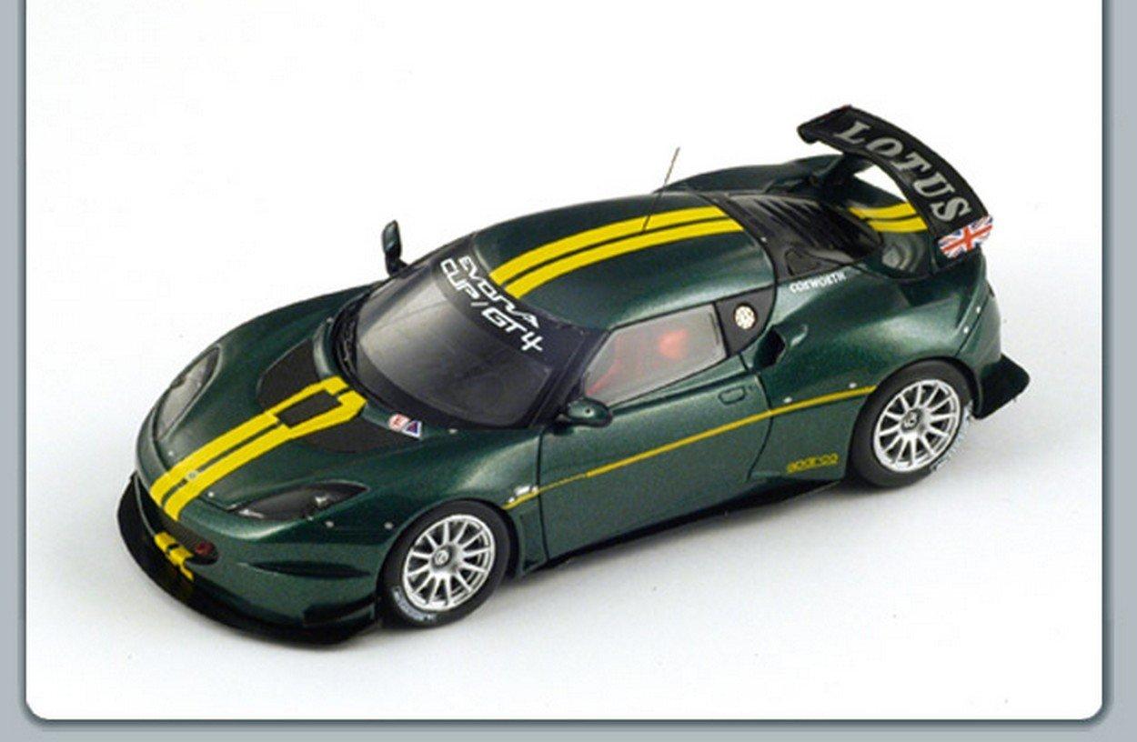 Lotus Evora Type 124 Cup 2010
