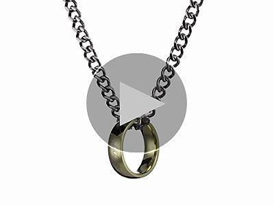 Der Eine Ring Anhänger