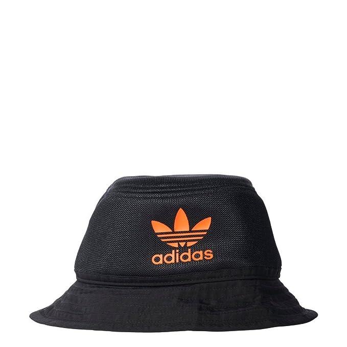 Gorra adidas – Bucket Baseball negro/naranja talla: OSFW (Talla única para Mujer