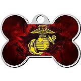 marine corps dog tag