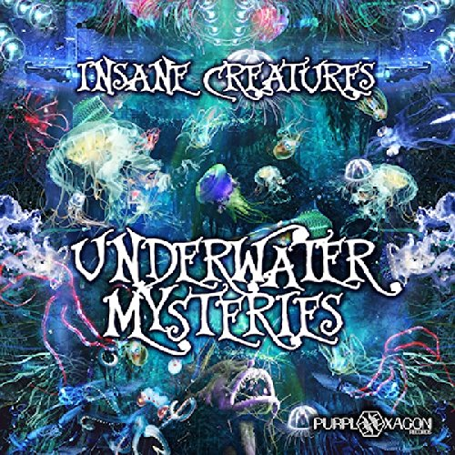 Insane Creatures - Underwater Mysteries - CD - FLAC - 2017 - SMASH Download
