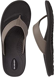 product image for Okabashi Men's Mariner Flip Flop Sandals