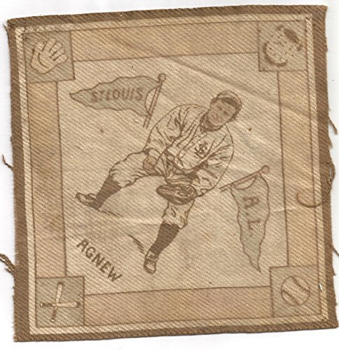 - 1914 B18 Blanket Sam Agnew St. Louis American League Good Condition