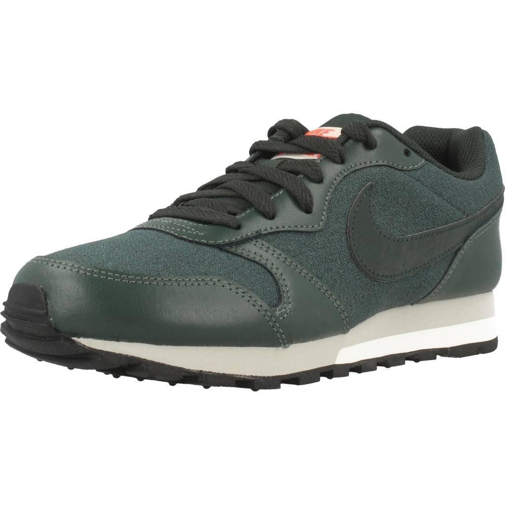 Nike 749869 601, Zapatillas para Mujer 36 EU|Verde