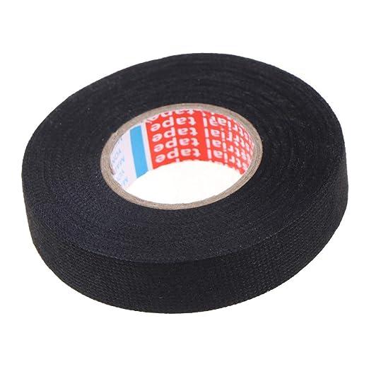 Cinta adhesiva de tela de 19 mm x 15 m, arnés de cableado para ...