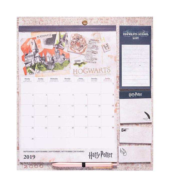 Erik CMP1904 - Planificador mensual con imán para ...