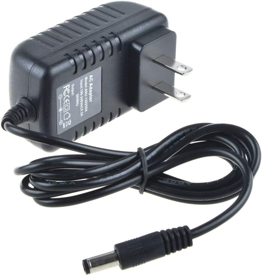 SLLEA 5V 2A AC//DC Home Wall Power Adapter W// 3.5mm Cord for Coby Digital Photo Picture Frame