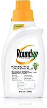 ROUNDUP 0.25 Gallon Post-Emergent Weed And Brush Killer