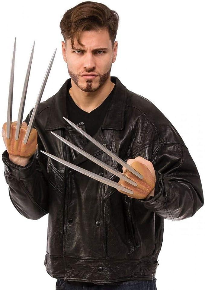 Horror-Shop garras de Wolverine: Amazon.es: Juguetes y juegos