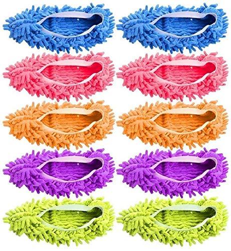 10 Pieces Microfiber Mop