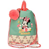 Disney Minnie Golden Days Bolsa de Merienda Multicolor 27x34 cms Poliéster