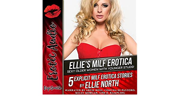 Erotic written older milf stories