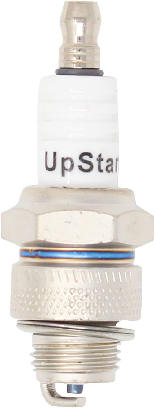 UpStart Components Replacement Spark Plug for Subaru Robin Engine Power Equipment EA190V 4-Cycle OHC 5.5 h.p. - Compatible with Champion L82YC & NGK BP6HS Spark Plugs
