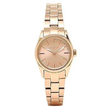 470e8c2844b6 Amazon | [フルラ] 腕時計 レディース FURLA R4253101505 866690 ローズ ...