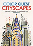 img - for Color Quest: Cityscapes: 30 Extreme Challenges to Complete and Color book / textbook / text book