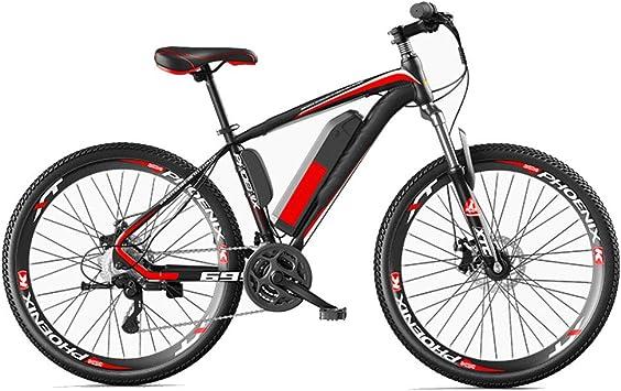 Bicicleta eléctrica de montaña Neumático de 26 Pulgadas 27 ...