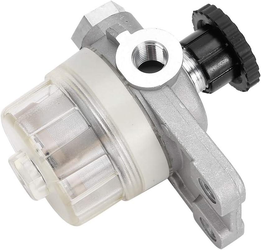 /Öl-Wasser-Abscheider neuer /Öl-Wasser-Abscheider Luftleitungsfilter 1//4NPT Einlass und Auslass f/ür pneumatische Pistolenwerkzeuge