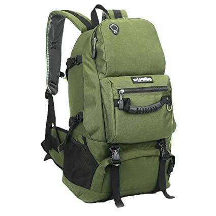 f076e13f75 Image Unavailable. Image not available for. Color  KKONION 40L Outdoor  Trekking Rucksack Military Tactical Backpack Water-Resistant Travel Bag