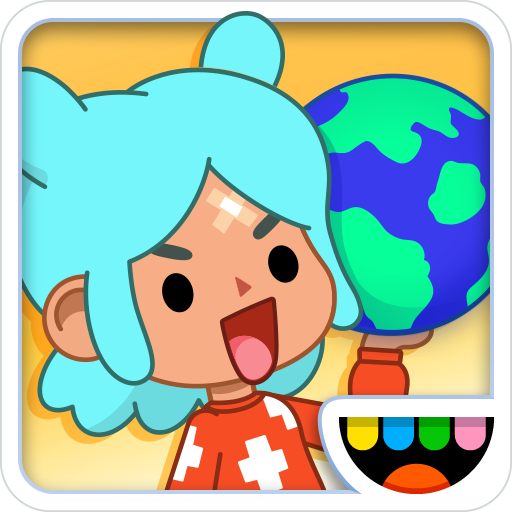 Toca Life: World (Best Rpg Story Android)