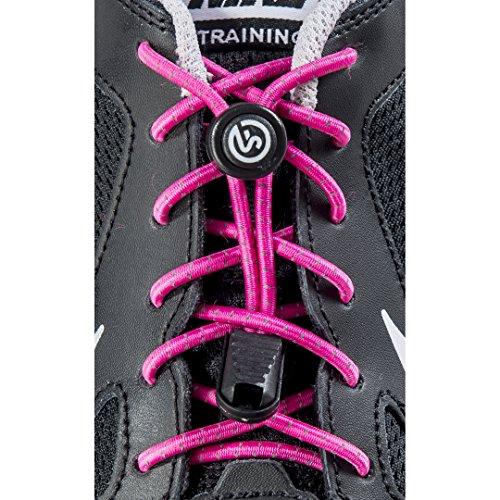 Pink Tennis Shoe - 4