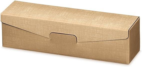 confezione regalo 1 confezione regalo per vino 10 pezzi Dekowell Classic nero