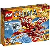 LEGO Legends Of Chima - Playthèmes - 70221 - Jeu De Construction - L'ultime Phoenix De Feu