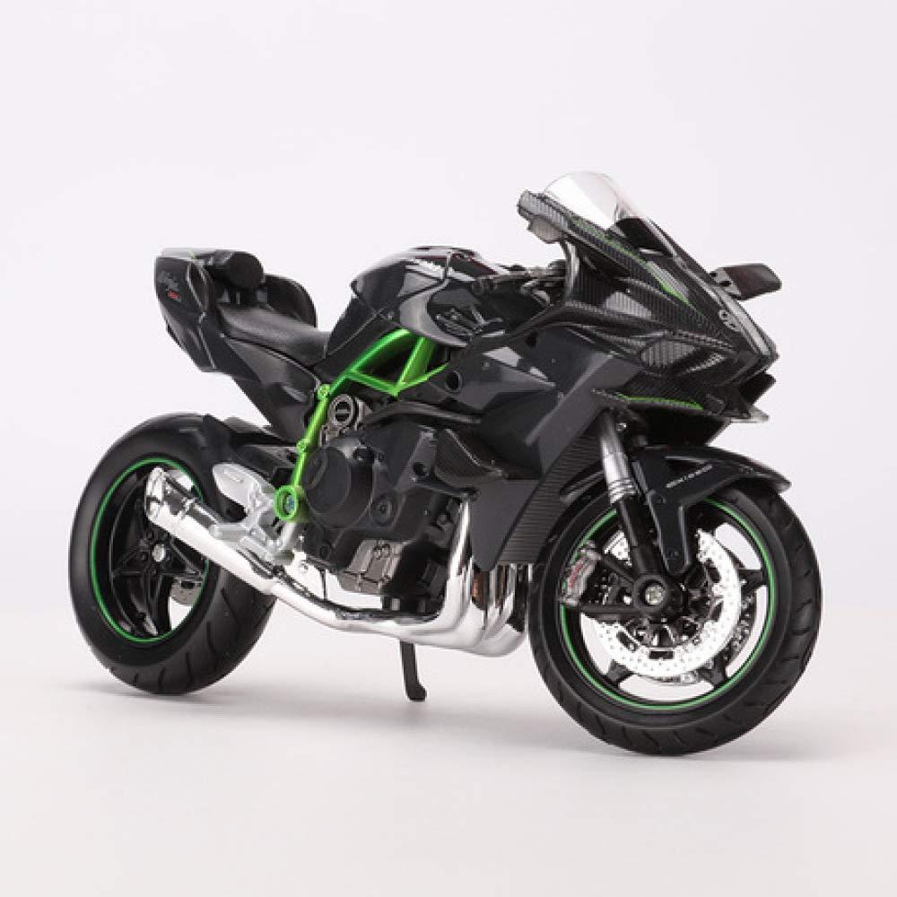 GFLD 1:12 Kawasaki H2R simulación de aleación Modelo de ...