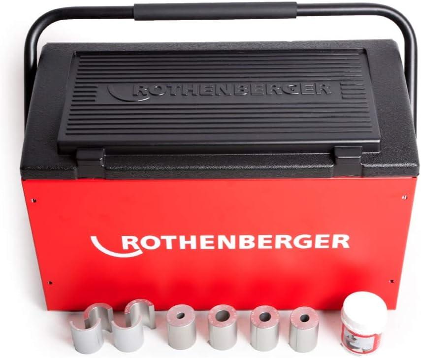 62206 1 St/ück 2 Zoll plus 8 Reduziereinsaetze Rothenberger Einfriergeraet Rofrost Turbo