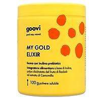 The good vibes company srl Goovi - My Gold Elixir - Tisana