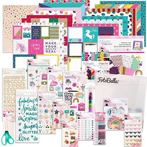 Shimelle Glitter Girl I Want It All! Bundle by Shimelle