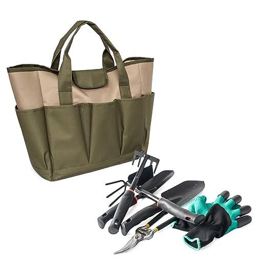 Haikaini Bolsa de Oxford con herramientas para el trabajo en ...