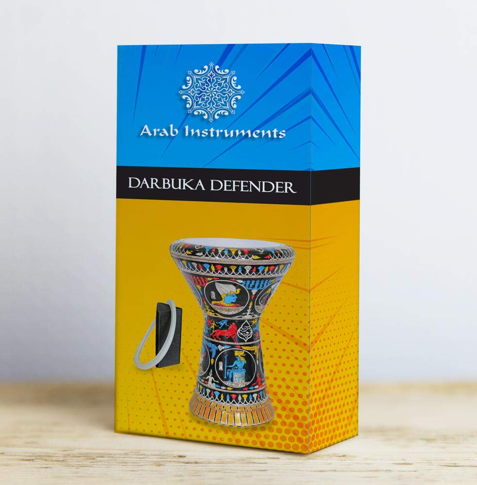 Darbuka Defender - Doumbek Silicon Base Protector by Arab Instruments