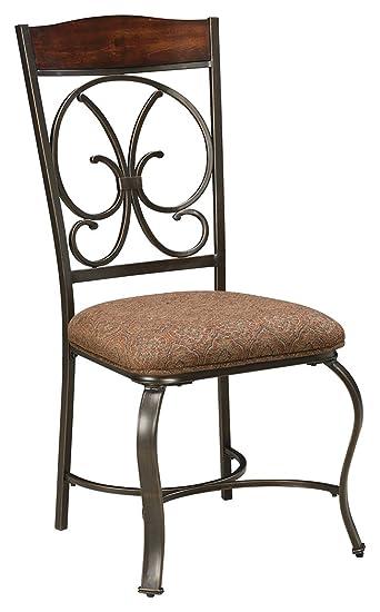 Amazon.com - Ashley Furniture Signature Design - Glambrey Dining ...