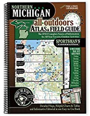 The Northern Michigan All-Outdoors Atlas & Field Guide contains beautiful, full-color maps at twice the scale of other regional atlases, which means double the detail, and 100 times the information through informative charts, tables and h...