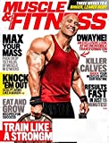 img - for MUSCLE & FITNESS Magazine September 2016 The Rock Dwyane Johnson, Abs & Core book / textbook / text book