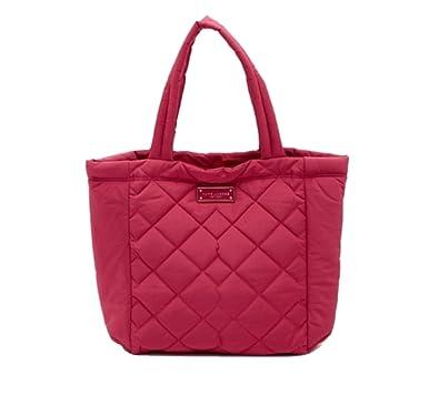 cbaeb89c2e6a Amazon.com  Marc Jacobs Quilted Nylon Tote Bag