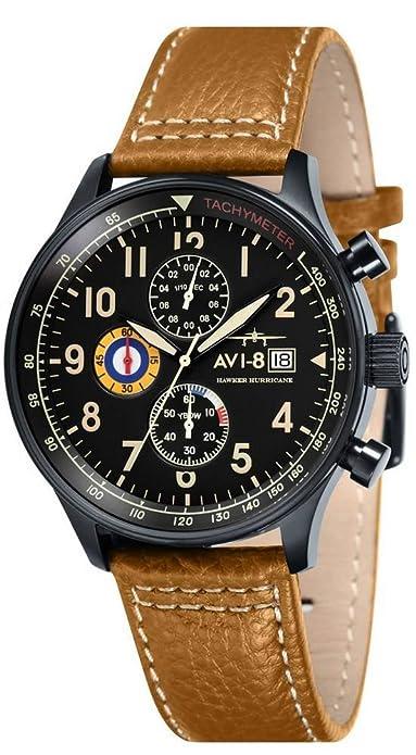 Desconocido Hawker Hurricane Relojes de AVI-8: Amazon.es: Zapatos y complementos