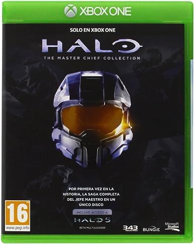 Halo: The Master Chief Collection: Amazon.es: Videojuegos