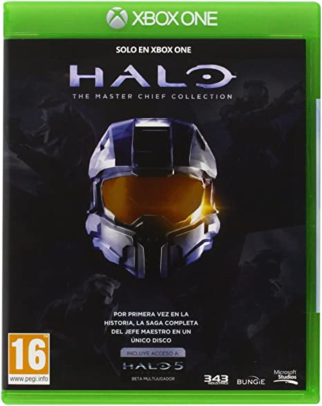Halo: The Master Chief Collection: Amazon.es: Videojuegos