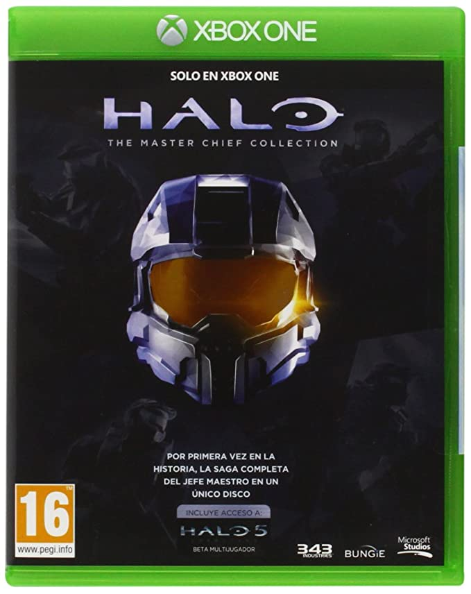Xbox One Halo The Master Chief Amazon Co Uk Pc Video Games