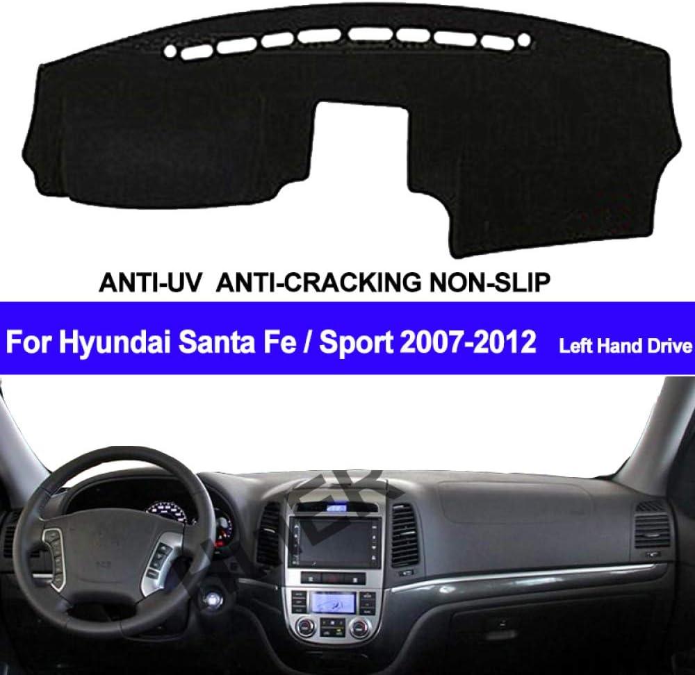 Rear View Side Mirror  Left  for 2007 2008 2009 2010 2011 2012 Hyundai Santa Fe