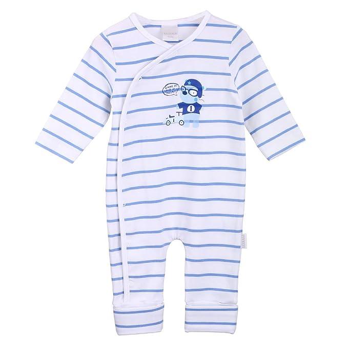 Nacimiento Bebé Niño Mono, Onesie Bebé, Pelele, Pijama, azul, talla 68, 6 meses: Amazon.es: Ropa y accesorios
