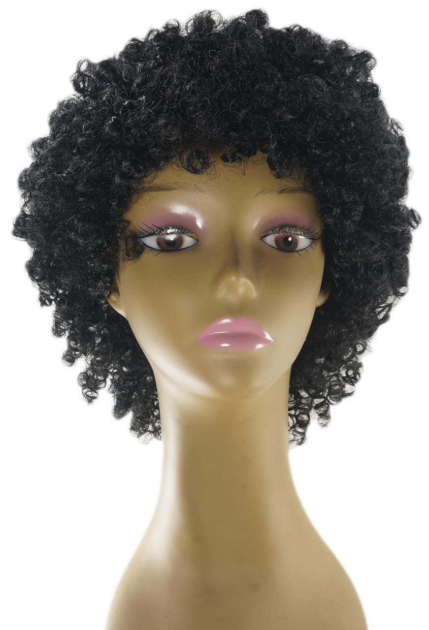 Amazon Blondwigs Afro Kinky Curly Wigs Twist Hair For Black