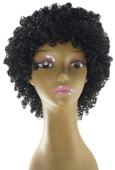 BlondWigs Afro Kinky Curly wigs Twist Hair