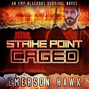 Strike Point - Caged Audiobook