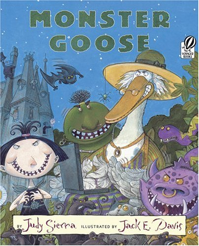 Monster Goose Judy Sierra product image